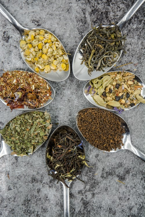 Herbal Tea: Types and Effects